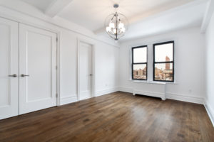image of empty bedroom in new condo