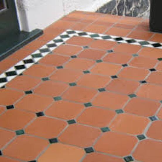 Image of Terracotta Tiles